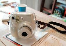 Portable Cute Crystal Clear Camera Hard Case Cover For FujiFilm Instax Mini7 7S