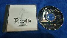 D'Arcadia Nostrum  LC7681 CD USATO