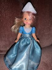 McDonald's 2010 Madame Alexander Cinderella Fairy Tales Series White Blue Blonde