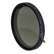 Genus solar eclipse 77mm variable ND Fader + polarizador filtro neutral Density