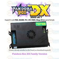 2020 Original Pandora Box DX 3000 in 1 family version support 4P game 3D tekken