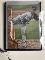 2020 Topps Update Baseball Jacob DeGrom Memorial Day Camo U-92 #/25 🔥