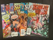 SCARLET WITCH #1-4, Marvel Comics, (1994) Complete Series (CC2) Avengers