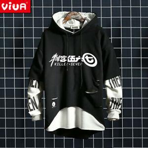 Anime Scissor Seven Cosplay unisex Hoodies Men's Sweatshirts Coat Casual Tops
