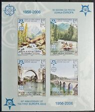 Bosnia and Herzegovina (serb. admin) s.sheet_imperforated-Europa stamps-50-MNH.