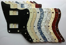 Jazzmaster Pickguard PAF Humbucker HH: various colours 3 or 4 ply