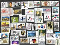 Germany Stamps Pictorials Used FREE Shipping U.S.