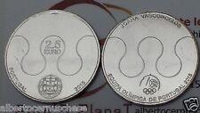 2,5 euro 2015 Portogallo Portugal Jogos Olimpicos Rio Janeiro Brasil 2016