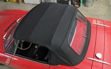 1966-72 Fiat 850 Spider Convertible Top & Frame Assembly