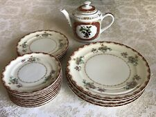 MEITO China Made In Japan With Winterthur Teapot