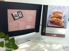 Coffret Mini-cakes à picorer sucrés ou salés : 1 livre + assiette + spatule