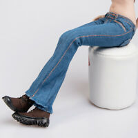 1/6 Scale Female Figure Skinny Jeans Pants Long for 12 inch Action Figures Body