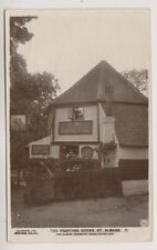 Hertfordshire postcard - The Fighting Cock, St Albans - RP (A20)