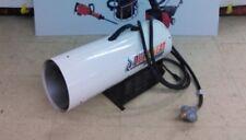 Dura Torpedo Heat 120K-150K Btu Propane Portable Forced Air Space Heater Demo