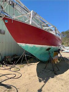 1966 Pearson Triton 28.3' Sailboat - Massachusetts