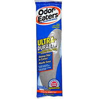 Odor-Eaters Ultra Durable Heavy Duty Cushioning Insoles - 1 pr  (3 PACK)