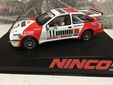 50581 NINCO FORD SIERRA  MARLBORO SLOT CAR  1:32 SCALE