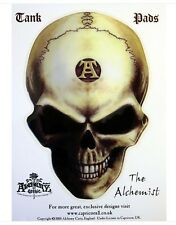 EXCLUSIVE Alchemy The Alchemist 'Skull' Resin Tank Pad