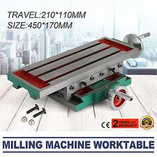Tavolo a croce Per Trapano di Precisione Modellismo Lavoro 450 X 170 Fresatrice