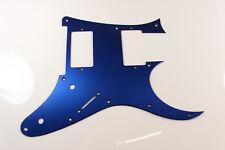 Blue  Anodized Aluminum pickguard fits Ibanez (tm) RG550 Jem RG HXH HH