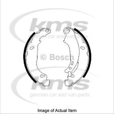 New Genuine BOSCH Brake Shoe Set 0 986 487 568 Top German Quality
