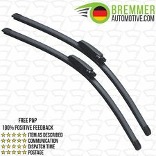 Bentley Continental Saloon (2005-->) Front Wiper Blade Kit