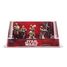Disney Store Star Wars JEDI  Playset Play Set