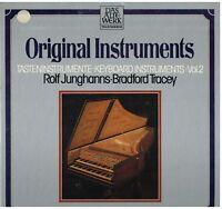 Rolf Junghanns, Bradford Tracey: Original Instruments Vol.2 - LP