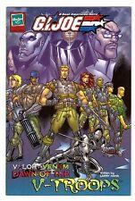2004 GI G.I. JOE Valor vs. Venom WAVE 1 CATALOG & 'Dawn of the V-Troops' comic
