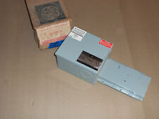 NEW GENERAL ELECTRIC GE DH DH2BBC31 100 AMP 600V END TAP BOX FLEX-A-POWER