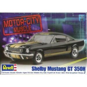REVELL 1/24 Shelby Mustang GT 350H