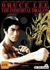 The Bruce Lee - Immortal Dragon (DVD, 2004)