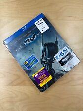 The Dark Knight (Blu-ray Disc, 2012, Steelbook) Best Buy Only Dark Knight Reborn
