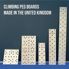 Climbing Peg Boards Calisthenics Crossfit Fitness Gym Strong Hand Made In The UK