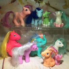 Mixed Brand Lot Of Vintage Ponies  (B7)