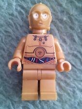 Lego Star Wars Ewok Village 10236 Minifigura C3po (Nuevo)