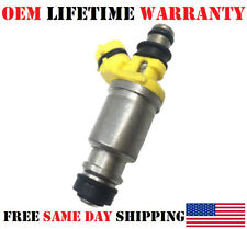>1991-1992 Toyota MR2 2.2L I4< 1x Rebuilt OEM DENSO Fuel Injector MP#23250-74040