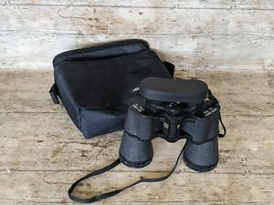 Super Zenith Binoculars - Triple Tested 12 x 50 Field 5 Degrees Light With Case