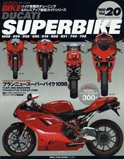 [BOOK] DUCATI SUPERBIKE 1098 999 998 996 916 888 851 749 748 HYPER BIKE vol.20