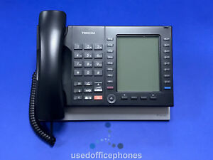 Toshiba IP5131F-SDL Backlit Display IP Phone - NEW & Boxed - Inc Delivery