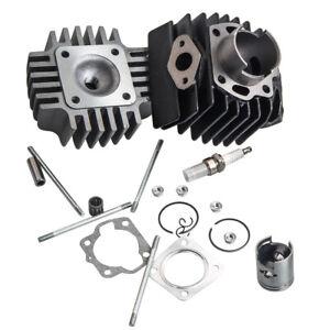 para Suzuki Lta50 Lt50 2002 - 2005 Motor Cilindros Cylinder 11210-04012-0F0