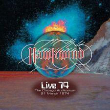 Hawkwind - Live '74 The Chicago Auditorium LEMMY CD NEU