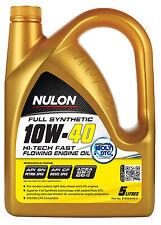 Nulon Full Synthetic 10W40 Hi-Tech Engine Oil 5L SYN10W40-5