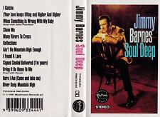 JIMMY BARNES Soul Deep - Cassette - Tape   SirH70