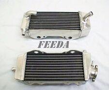 Aluminum Radiator FITS FOR KAWASAKI KX250F KXF250 KX KXF 2004 2005 2006 L&R