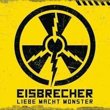 Eisbrecher - Liebe Macht Monster (CD) Neu & OVP - Neues Album 2021