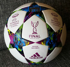 Adidas match ball Women uefa cl Finale Berlín 2015 juego pelota footgolf Soccer ball