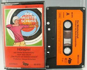 HÖRSPIEL - Der Meisterschuss - Kitty - christliche MC Kassette - 60615