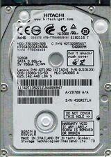 HITACHI HTS543232A7A384 320GB P/N: 0J13123 MLC: DA3805