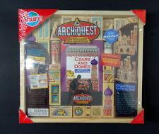 Shure ARCHIQUEST Czars and Domes Wood Building Blocks NEW 5+ Puzzle